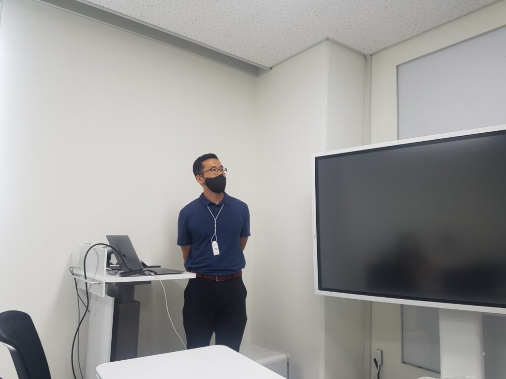 Kyemyung Park  gave a talk titled 'Scalable Modeling Approaches in Systems Immunology' at the IBS Biomedical Mathematics Seminar