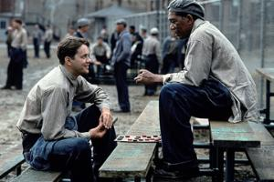 [Scientists' Peek at the World] The Shawshank Redemption -  Man who believed hope is the best of things and crawled to freedom