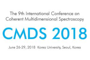 The 9th International Conference on Coherent Multidimensional Spectroscopy (CMDS 2018)