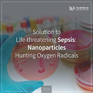 Solution to Life-threatening Sepsis: Nanoparticles Hunting Oxygen Radicals