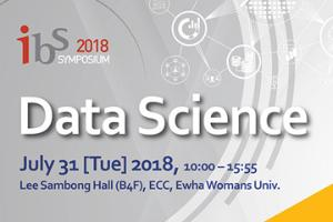 IBS Symposium on Data Science