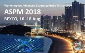 "Workshop on ""Advanced Scanning Probe Microscopy"" (ASPM) 2018"