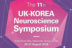 The 11th UK-KOREA Neuroscience Symposium