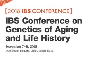 IBS Conference on Genetics of Aging and Life History