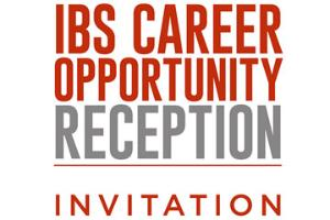 IBS Career Opportunity Reception at Neuroscience 2018