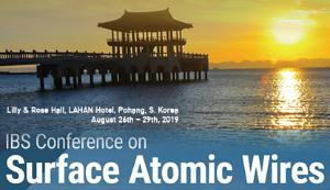 IBS Conference on Surface Atomic Wires