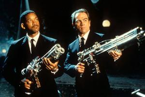 [Science Movie] Men in Black (1997)
