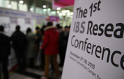 The 1st IBS Research Conference