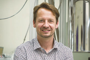 Andreas Heinrich Director of the IBS Center for Quantum Nanoscience