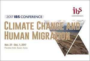 IBS Conference on Climate Change and Human Migration