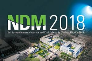 Neutrinos and Dark Matter in Nuclear Physics (NDM2018)