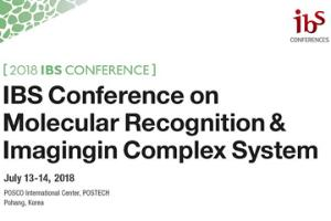 IBS Conference on Molecular Recognition & Imagingin Complex System