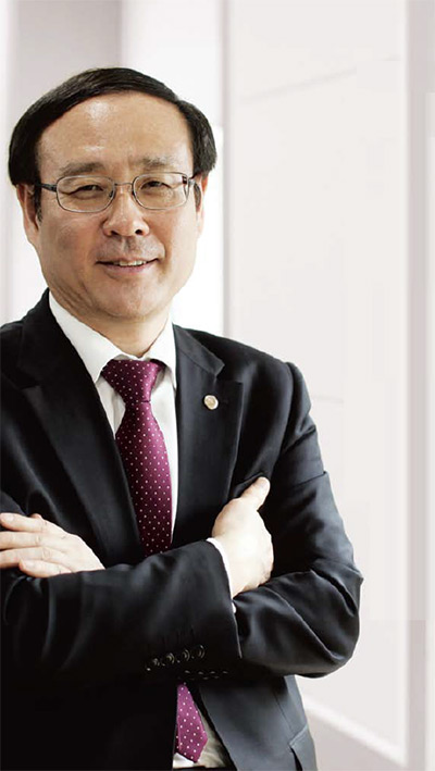 President Se-Jung Oh