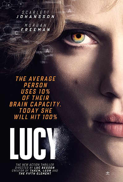 science movie lucy 2014