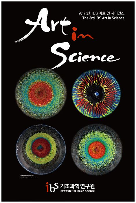 Art in Science poster