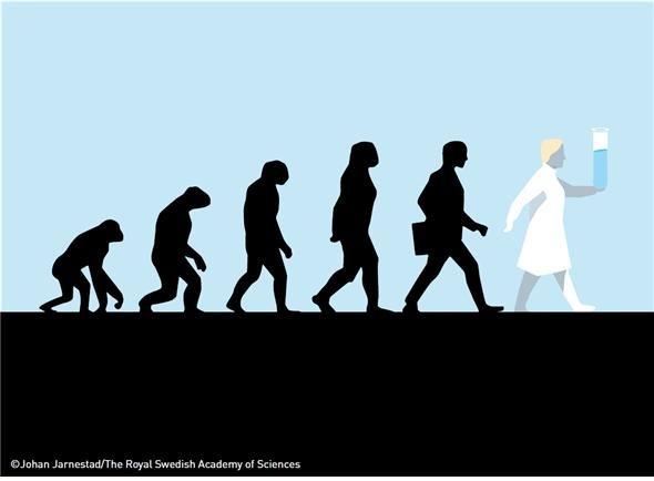 암 치료제는 진화를 거듭해왔다. (사진 ; 스웨덴왕립과학원 노벨상위원회)