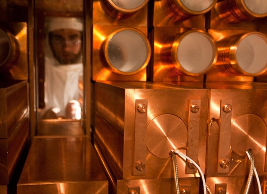 다마 국제공동연구팀은 이탈리아 지하실험실에서 1995년부터 암흑물질 탐색실험을 시작했다 (출처 : LNGS-INFN)