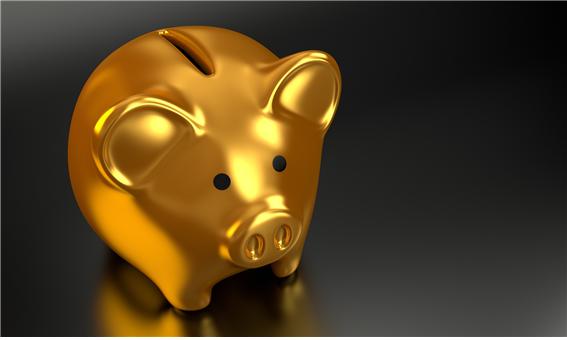 동전 채우듯 하나씩 읽어나가다 보면 어느 샌가 나이를 거꾸로 먹는데 성공할지도 모른다! (출처: pixabay)