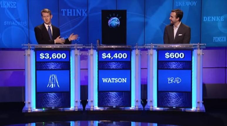 미국 인기 퀴즈쇼 '제퍼디!(JEOPARDY!)'에 출연한 IBM의 인공지능 '왓슨'은 7만7140달러(약 9000만 원)의 상금을 획득하며 최종 우승을 거머쥐었다. (출처 : AMERICA's FAVORITE QUIZ SHOW JEOPARDY! 영상 캡처)