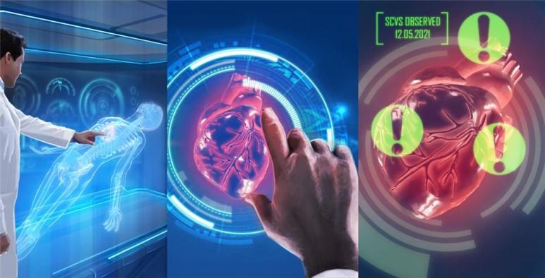 홀로그램 기술은 가상현실 분야에 적용될 것으로 기대된다. 최근 이를 구현하기 위한 기술로 메타물질이 주목받기 시작했다. 메타물질은 더 정교한 고해상도 영상을 만들기 유리하기 때문이다. (출처: Flickr)
