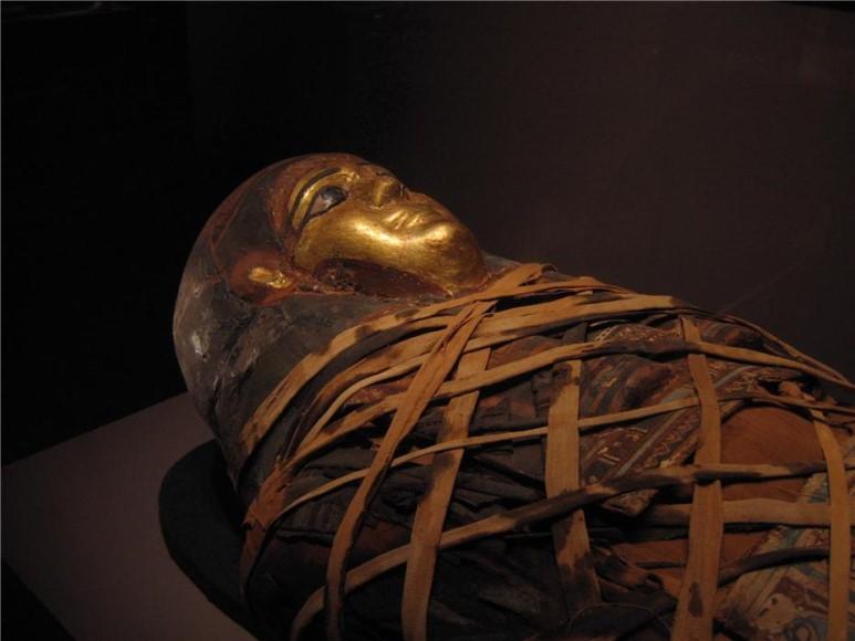 약 2250년 전 고대 이집트 미라에서 전립선암의 흔적이 발견됐다. 인류의 역사상 전립선암의 두 번째 오래된 사례로 기록됐다. (출처: Flickr)