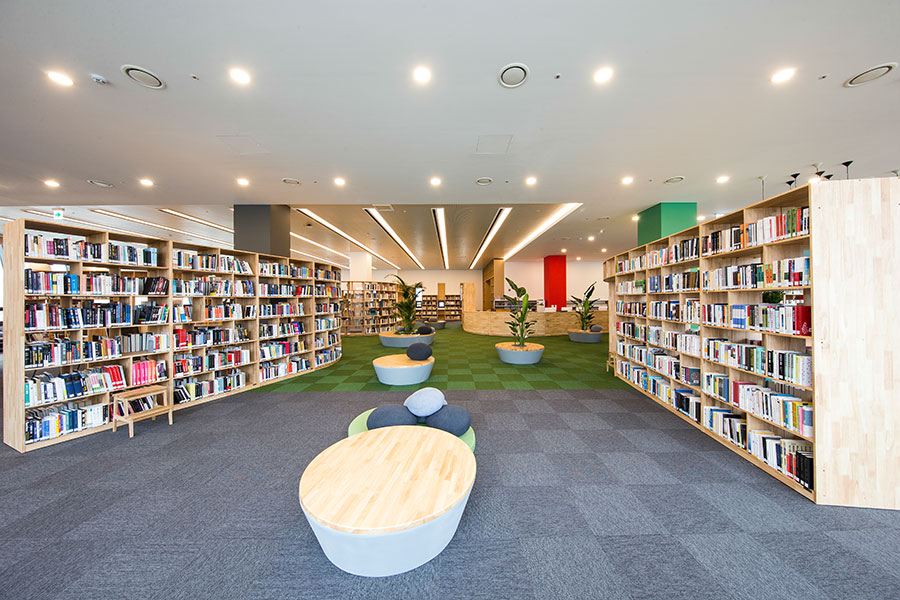 The IBS Science Library