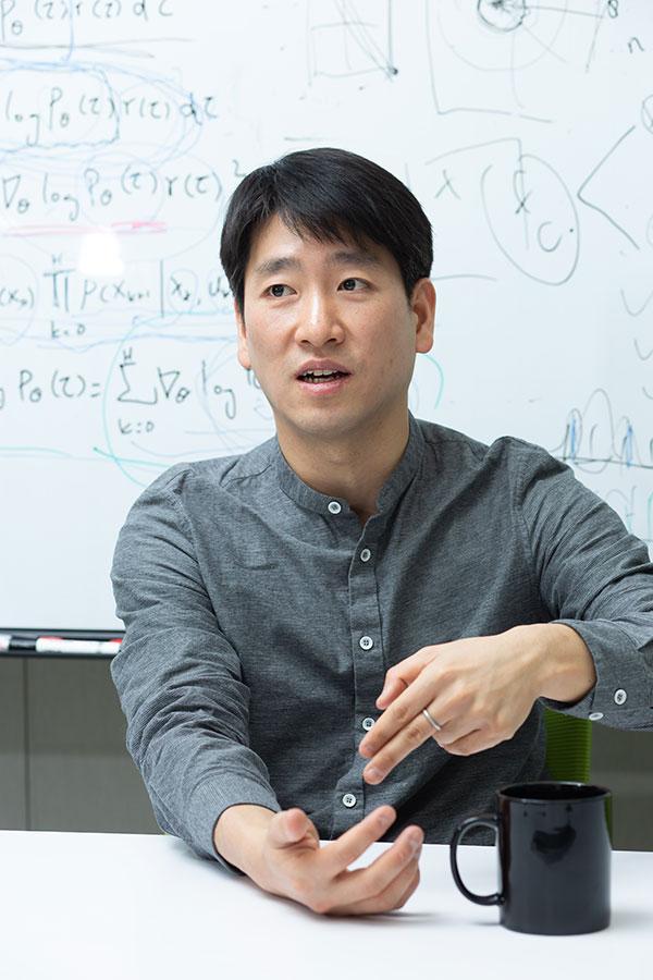 김성신 IBS 뇌과학 이미징 연구단 연구위원