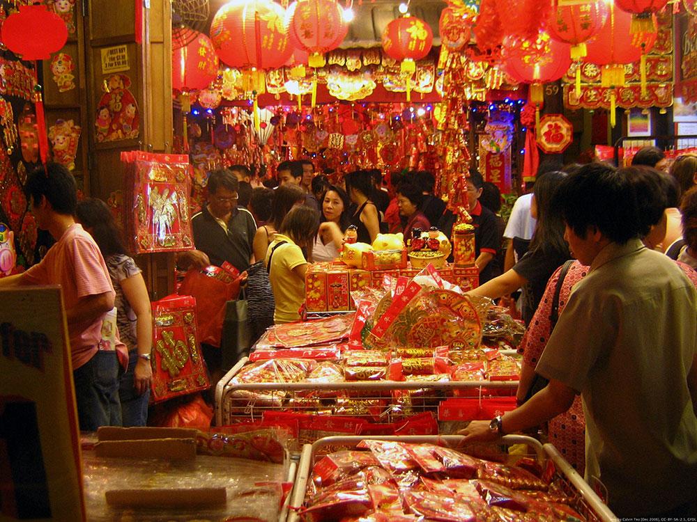 중국 정부는 춘절 기간 내수진작이라는 사회경제적 목표와 맞물려 코로나19에 대한 적극적인 초기 대처에 실패했다. [출처: Wikimedia]