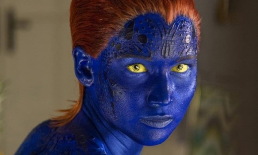 In the movie X-Men, Mystique is born as a mutant with the ability to shapeshift into anyone by converting atoms and molecules in her body. In reality, however, a faulty DNA damage repair mechanism may pile up mutations, resulting in critical health issues, such as cancers and genetic disabilities. (Credit:Pinterest)