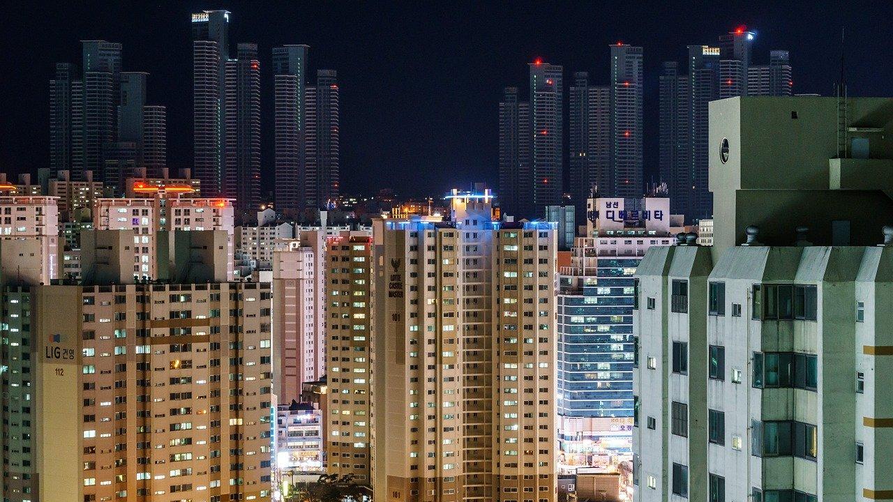 한국 가구의 50%가 아파트에 산다고 한다.