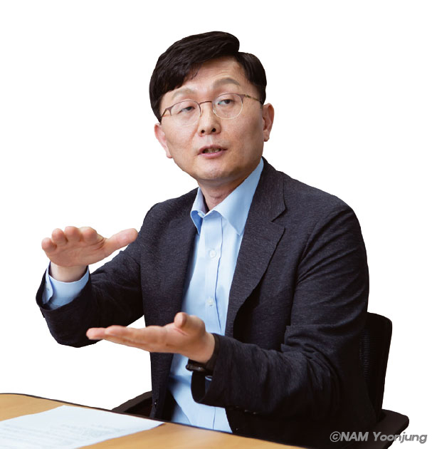 LEE Zonghoon, Group Leader