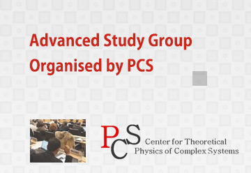 Advanced Study Group Organised by PCS